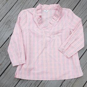 crown & ivy shirt 0571